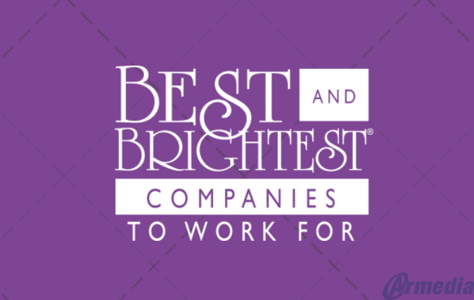 Armedia Named one of Atlanta's Best and Brightest Companies to Work For