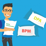 Embracing Digital Transformation - Moving From BPM To Digital Process Automation