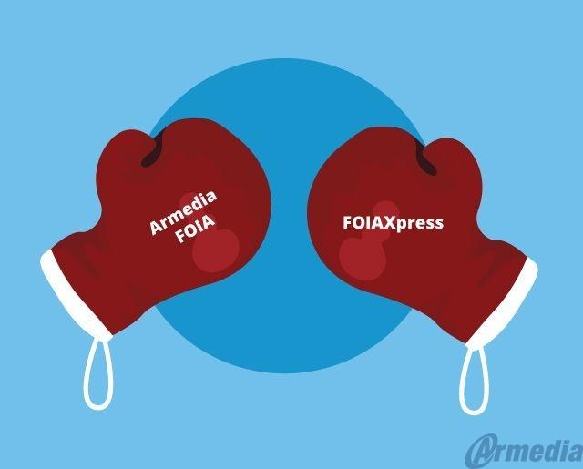 Armedia FOIA vs. AINS FOIAXpress