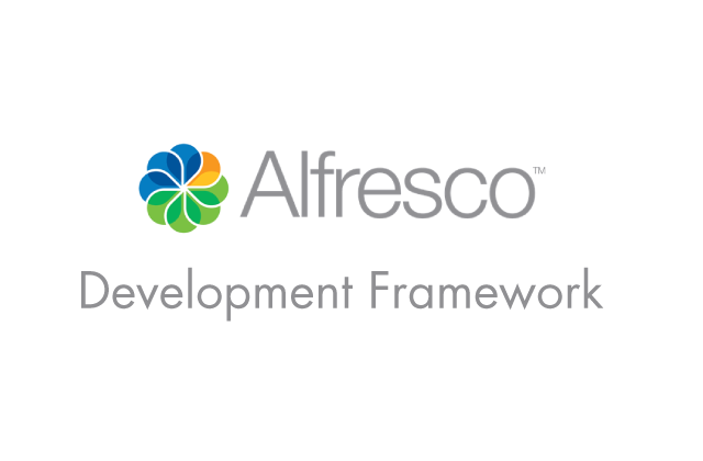 First Look at Alfresco Development Framework (ADF)
