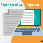 Paperless or Paper-based: Should Organizations Consider Digitization