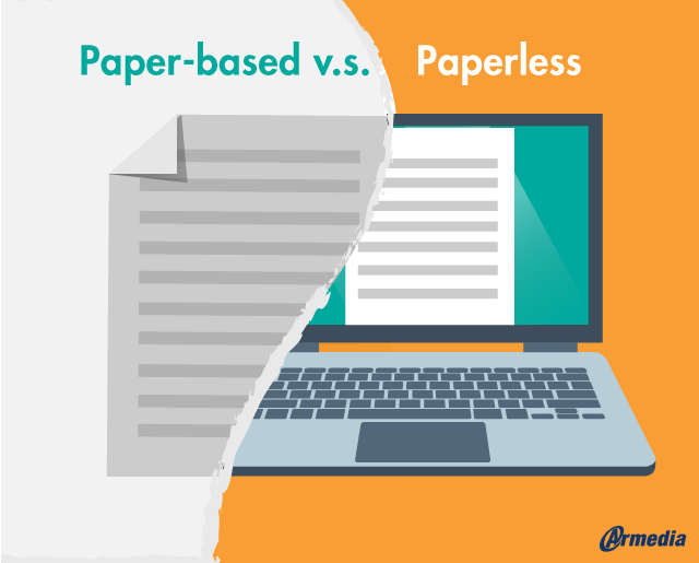 Paperless or Paper-based: ShouldOrganizations Consider Digitization