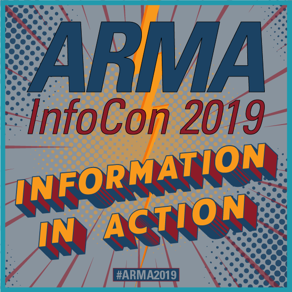 Armedia Presenting at ARMA InfoCon 2019: Records Management & Information Governance