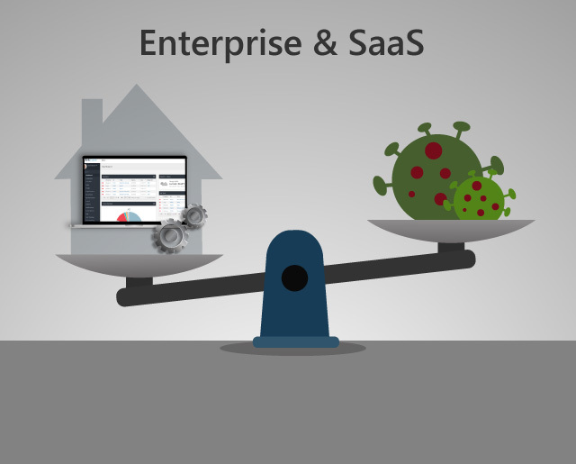Enterprise & SaaS: Solving the Productivity Problem During COVID-19