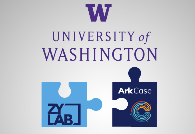 University of Washington Selects ArkCase and ZyLAB ONE